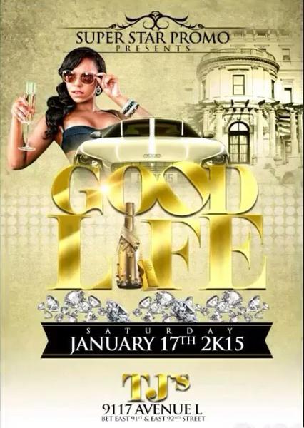 01/17/15 Good life