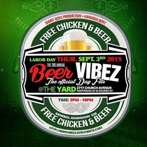09/03/15 Beer Vibez