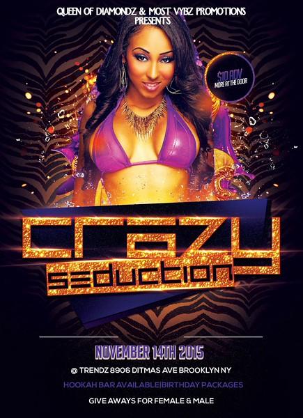 11/14/15  Crazy Seduction
